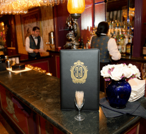 Club 33, Disneyland, CA