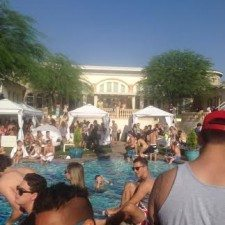 Coachella 2014 – Bootsy Bellows Pool Party