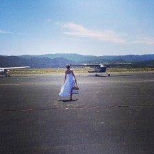 Private Flight and Wine Tasting in Santa Ynez