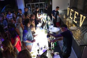 Veev 2.0 Launch Party in Hollywood Hills Encourages Guests to #CheatOnVodka