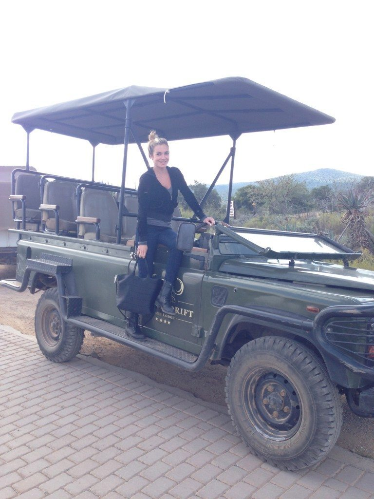 My Glampacking Safari in South Africa