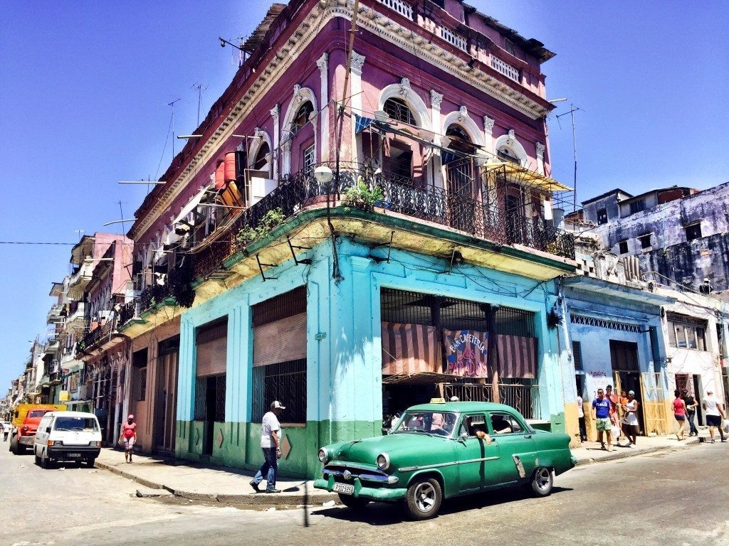 Port of Call: Havana, Cuba - Park West Gallery