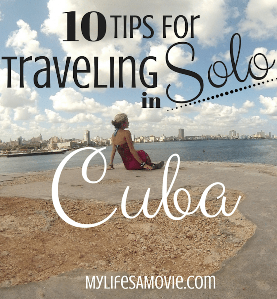 Tips-For traveling solo in Cuba