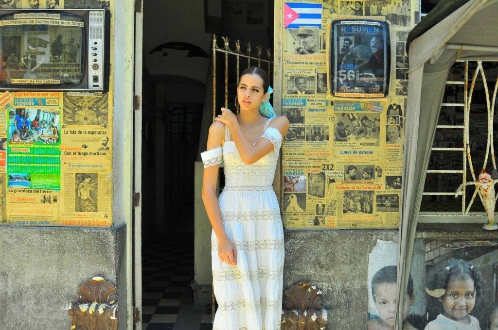 """Cuba Now"" - My Editorial in Geo Chic Magazine"