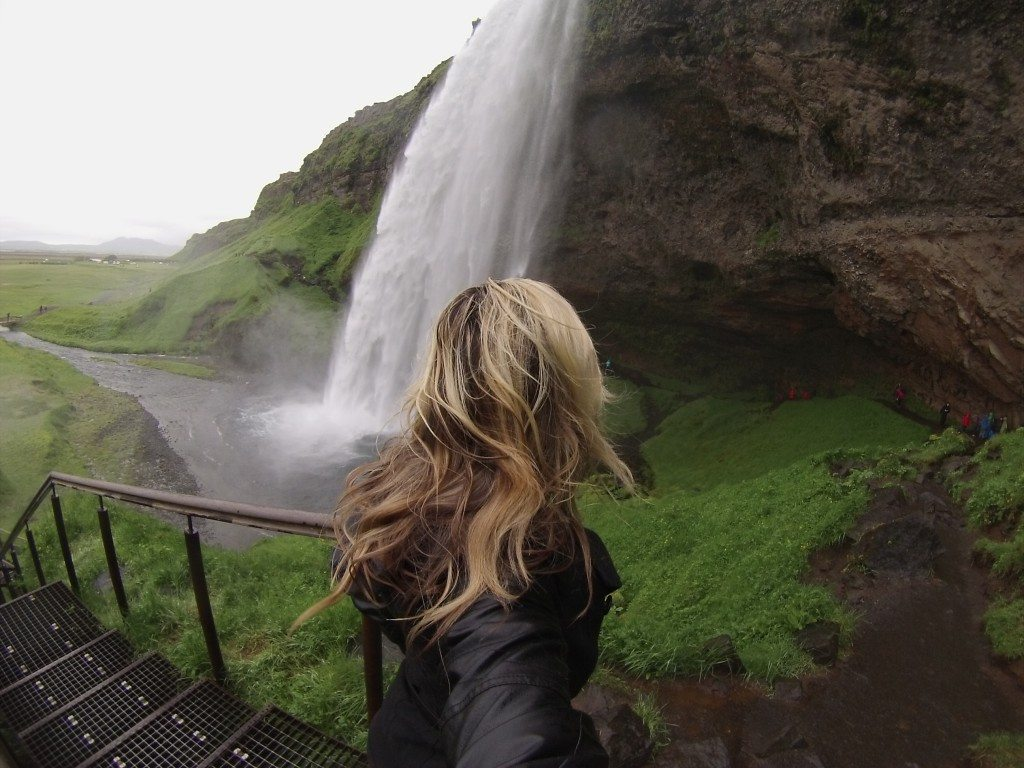 Top 10 Mind Blowing Sites to See in Iceland Seljalandsfoss Waterfall Iceland