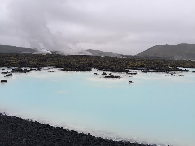 Paradise in Iceland -- The Blue Lagoon