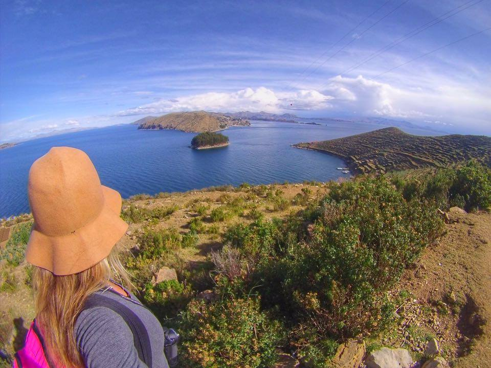 Lake Titicaca, the highest altitude lake in the world!
