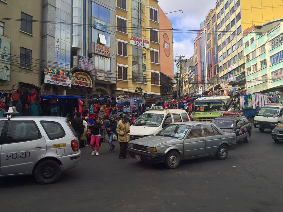 La Paz is the capital of Bolivia, and just like with any major city, it has some potential for crime
