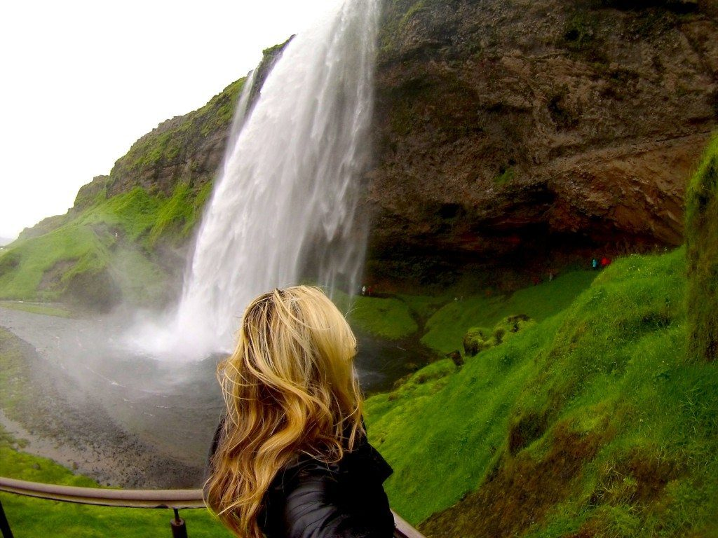Seljalandsfoss Iceland waterfalls