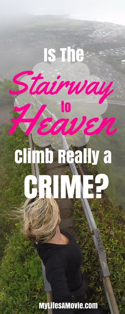 Is the Stairway to Heaven climb really a crime mylifesamovie.com