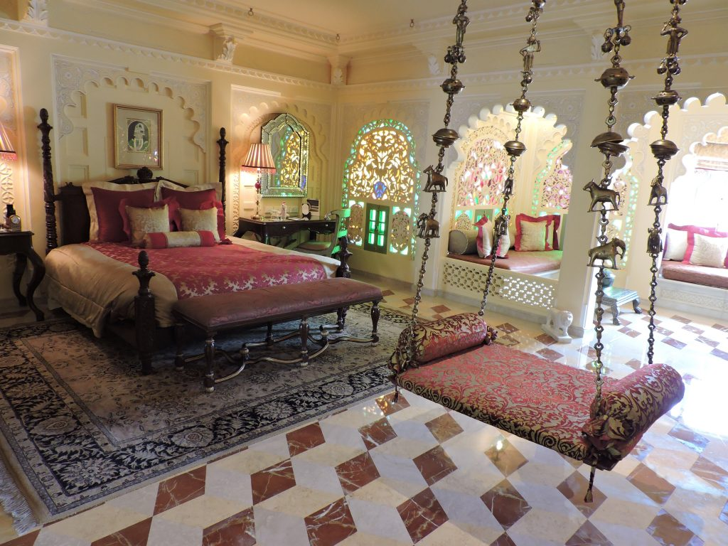 Queens Room 2 Taj Lake Palace