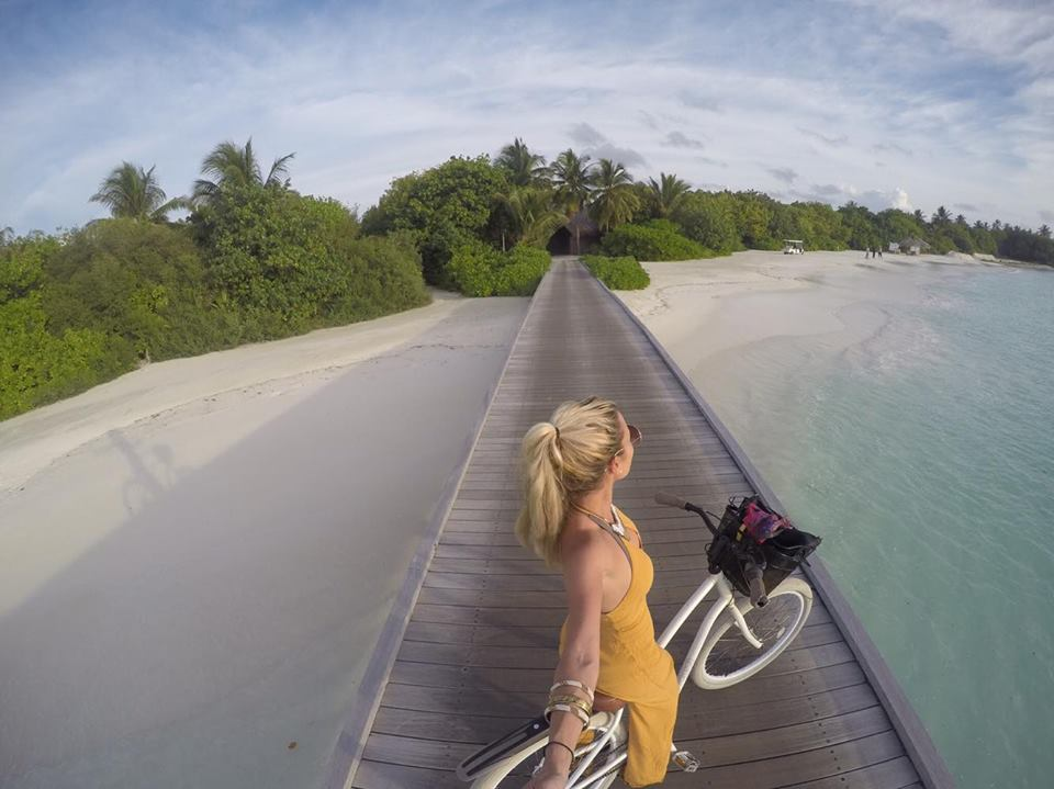 How to Stay Fit when traveling bike mylifesamovie.com