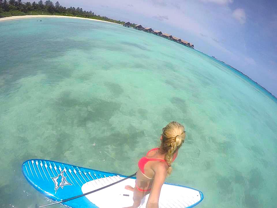 How to Stay Fit when traveling paddleboard mylifesamovie.com
