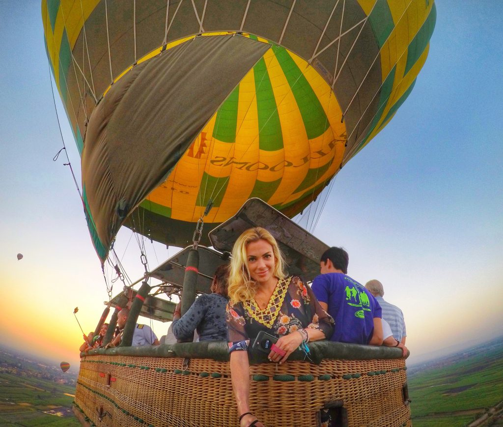 Luxor Hot Air Balloon mylifesamovie.com Alyssa Ramos