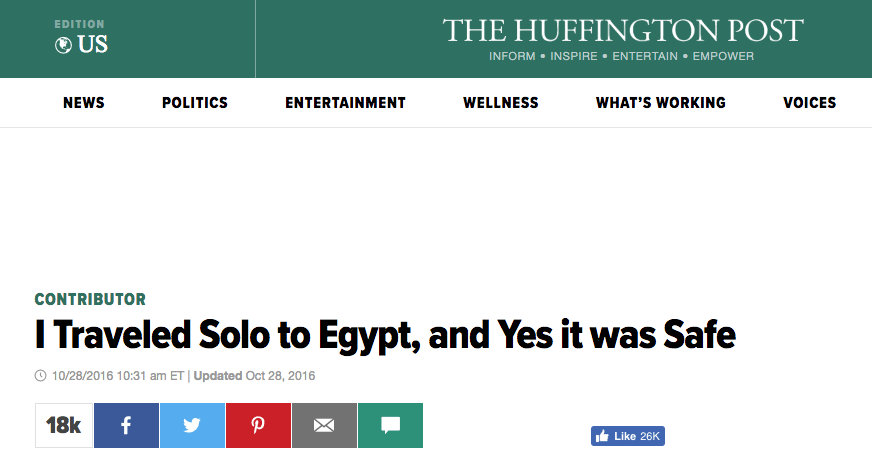 Huffington Post Egypt Safe mylifesamovie.com