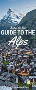 Best of the best places to stay, things to eat, and highlights of each location in the beautiful Alps region!