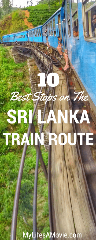 10 Best Stops on the Sri Lanka Scenic Train Route mylifesamovie.com