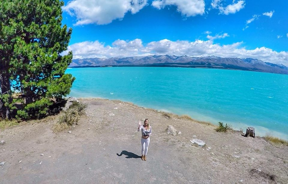 Lake Pukaki - 10 Best New Zealand roadtrip stops - MyLifesAMovie.com