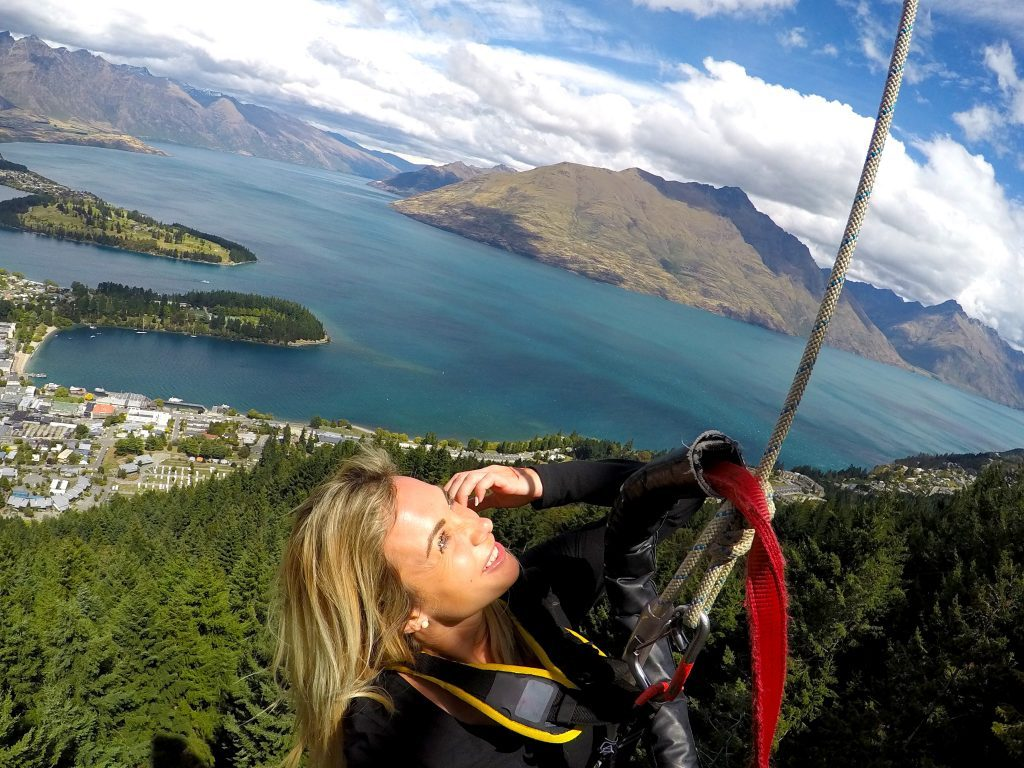 Queenstown Bungee Jump - 10 Best New Zealand Roadtrip stops - mylifesamovie.com