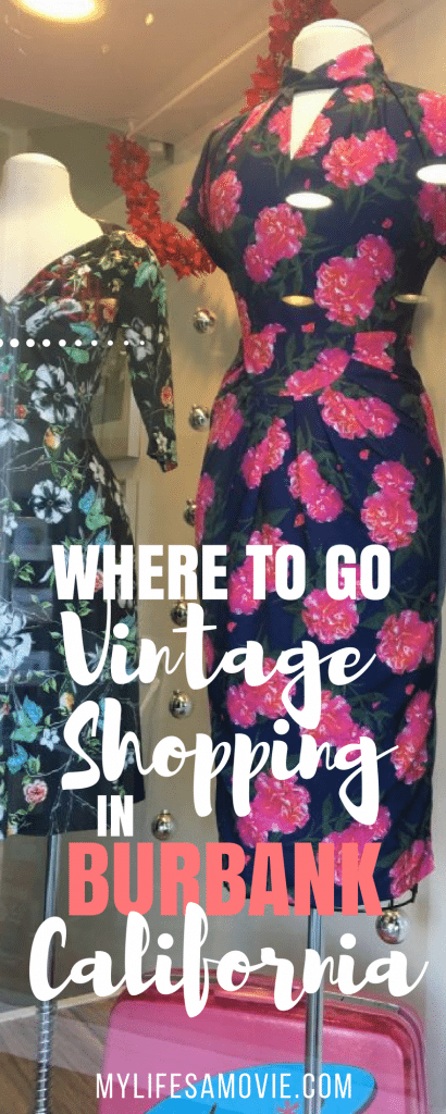 You'll find several of the best Vintage Clothing boutiques in Burbank California! From brand new vintage to previously worn, Burbank has it all!