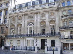 White's Gentleman's Club, London
