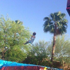 I'm Flying!!