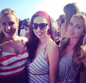 Fourth of July in Malibu - Mastro's & Nobu