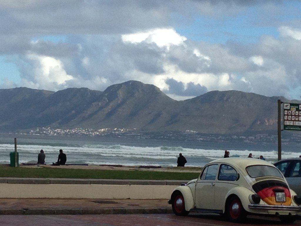 My Week in Muizenberg