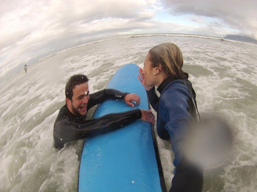 Surfing in South Africa - IVHQ Surf Program