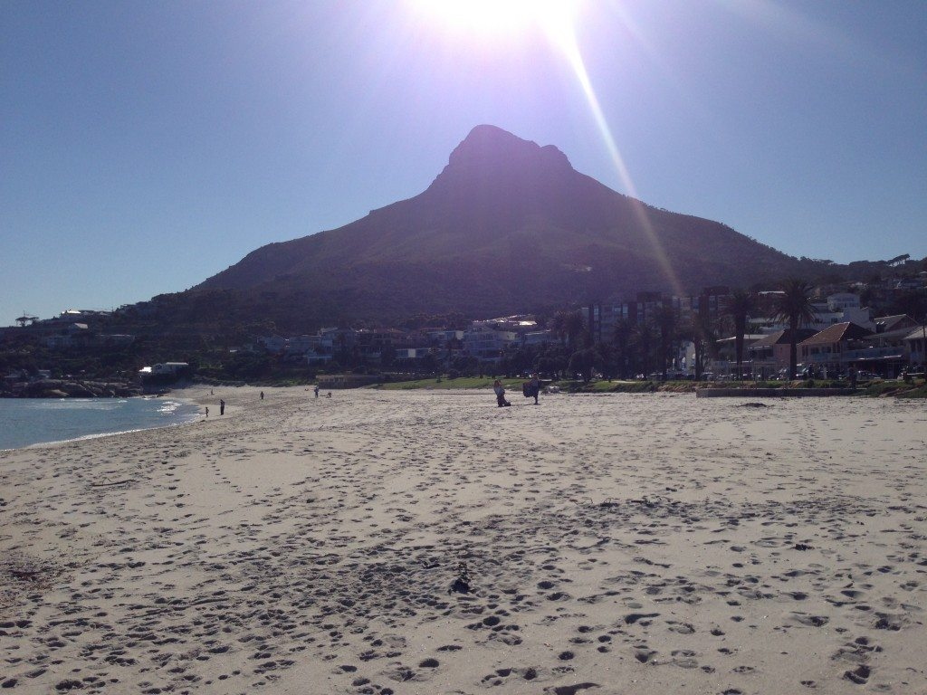 A Perfect Day in Camps Bay South Africa