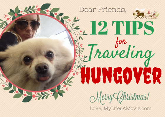 12 Tips for Traveling Hungover
