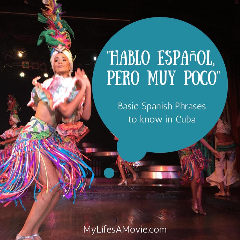 Hablo Español...Pero Muy Poco-