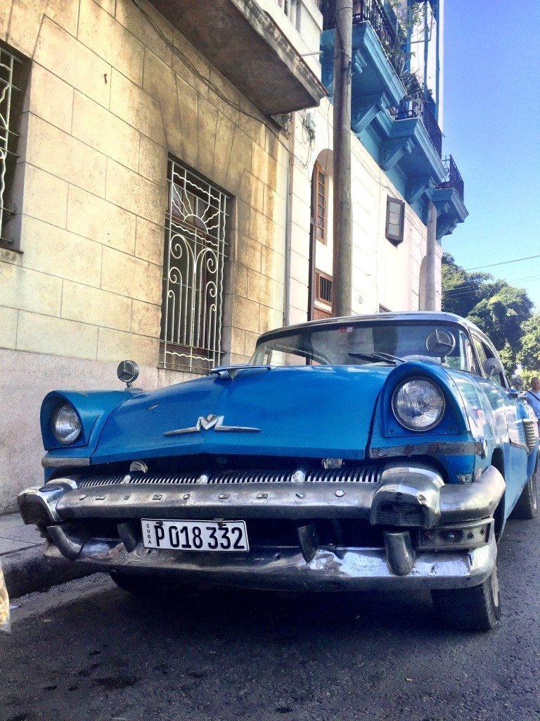 Alyssa in Cuba, Centro Havana