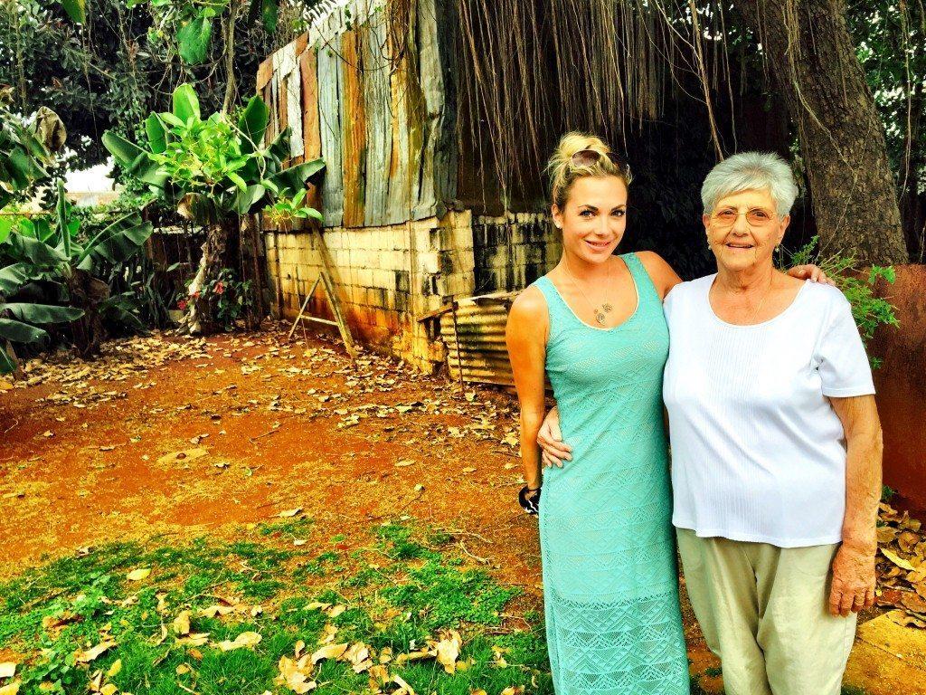 Alyssa in Cuba