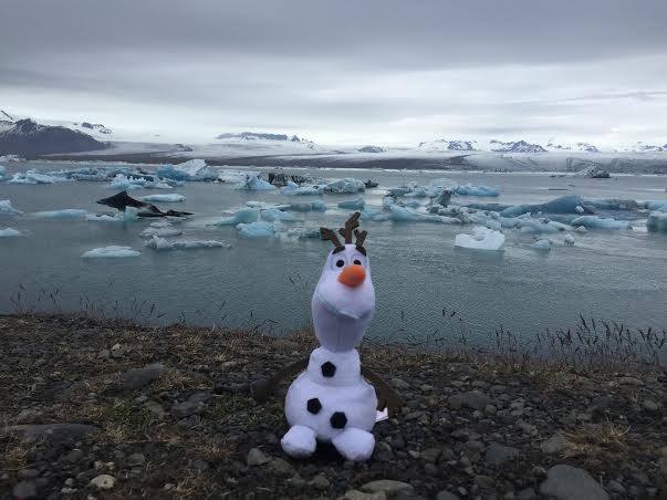 """10 """"Frozen"""" Places to See in Iceland"""