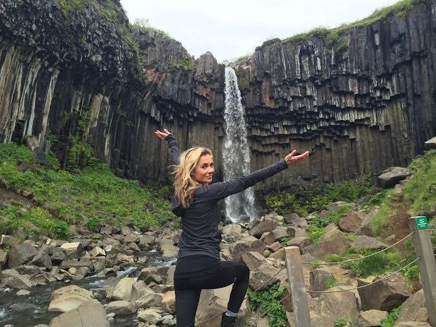 Top 10 Mind Blowing Sites to See in Iceland Svartafoss waterfall