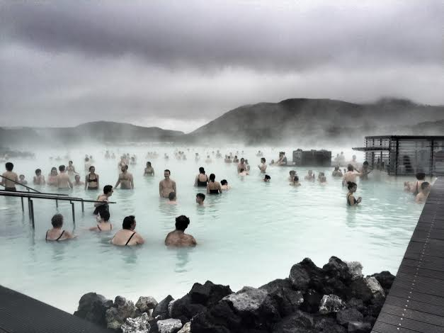 Paradise in iceland the blue lagoon for Iceland blue lagoon hotel