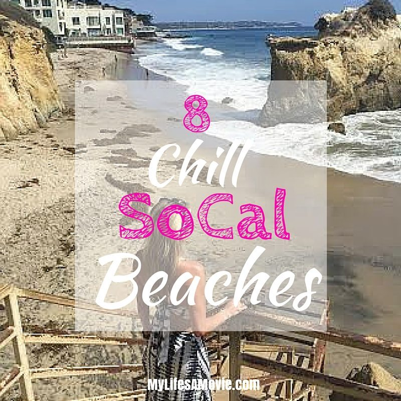 8 Chill SoCal Beaches for Labor Day Weekend!