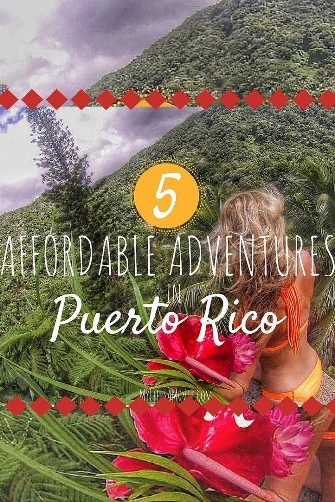 affordable adventures in puerto rico