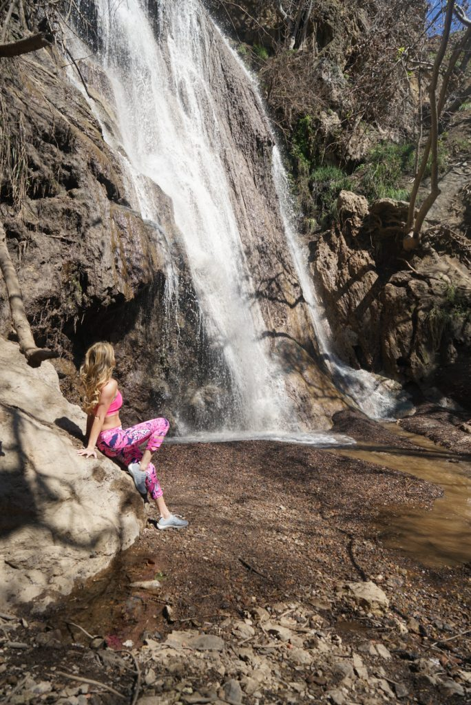 escondido falls malibu waterfall hike mylifesamovie.com
