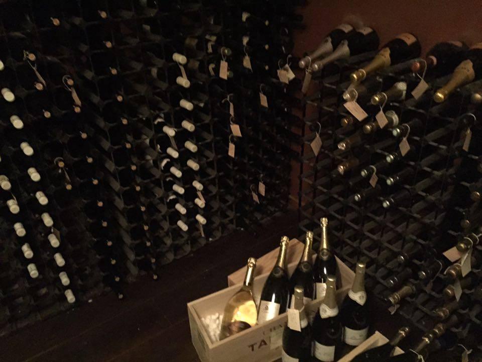 Mmmmm wine.