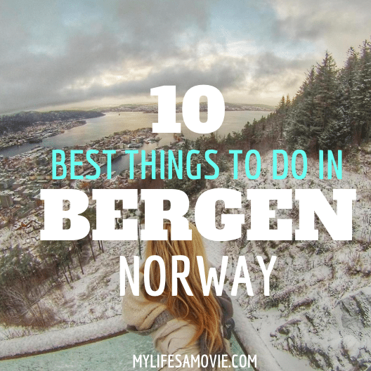 10 Best Things to Do in Bergen Norway