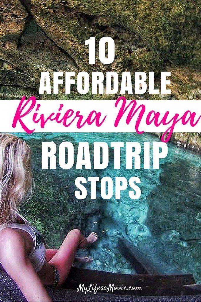 Affordable riviera maya roadtrip stops