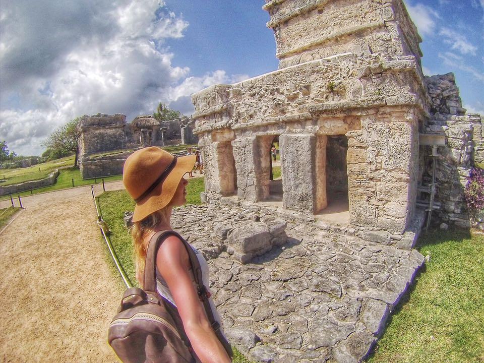 Tulum Ruins MyLifesAMovie.com