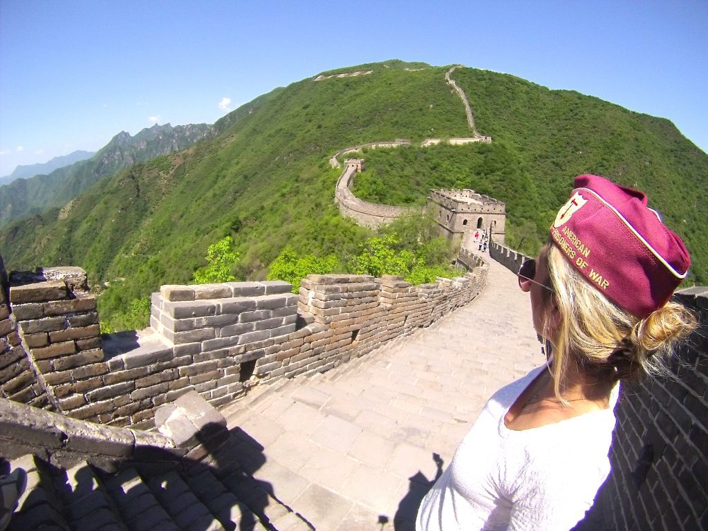 Great Wall of China memorial day mylifesamovie.com