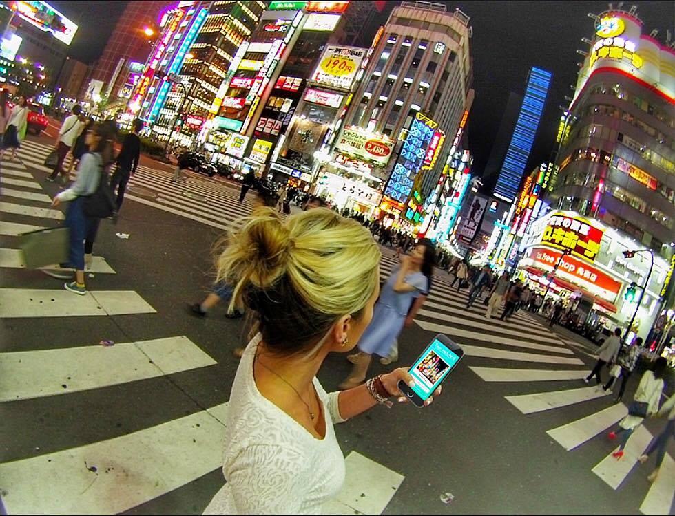 Laika travel app Mylifesamovie.com