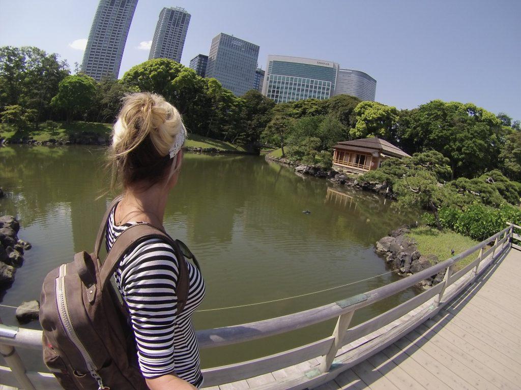 Solo Travel in Japan buddha mylifesamovie.com