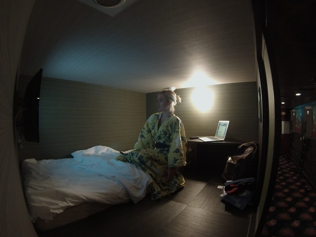 Solo Travel in Japan oneson mylifesamovie.com