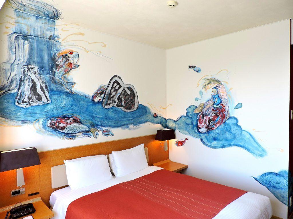 Park Hotel Tokyo Tarp