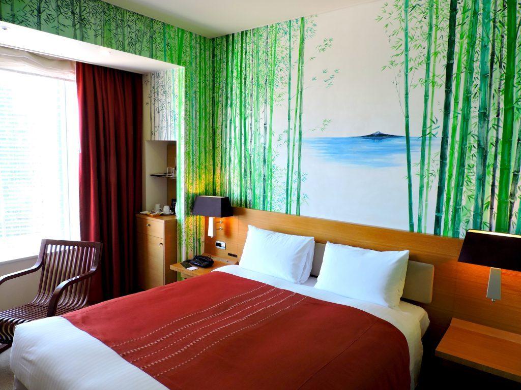 Park Hotel Tokyo bamboo room
